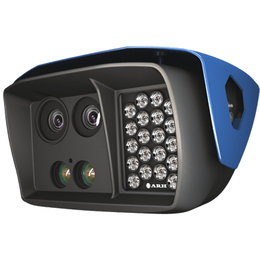 ARH S1 PORTABLE SPEED CAMERA WITH ANPR