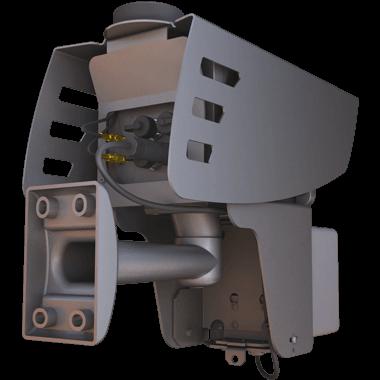 SpeedCAM speed camera rear view