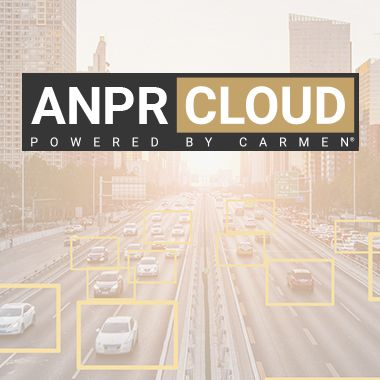 Carmen Cloud ANPR software