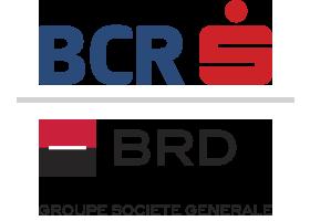 BCR Erste Bank, BRD Bank