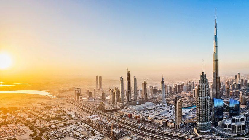 ANPR access control system at Burj Khalifa