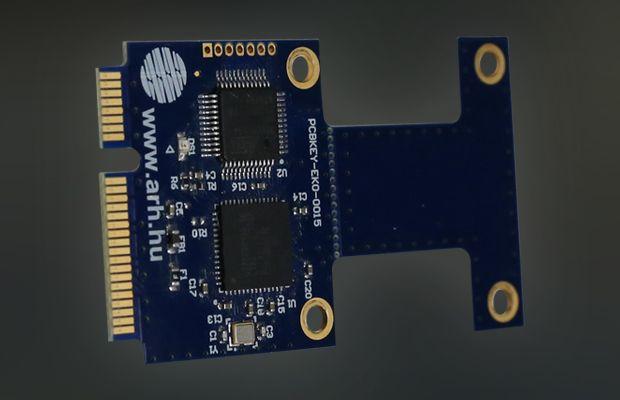 CARMEN® ANPR FXMC mini-PCIE card