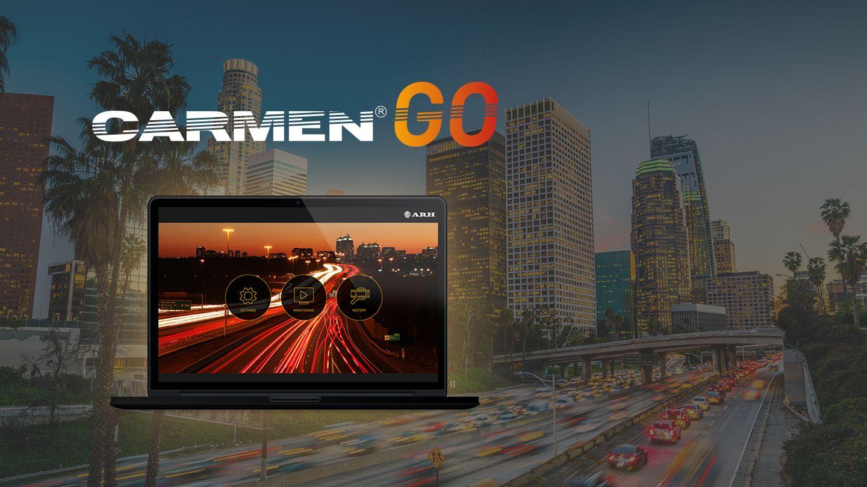 Carmen GO number plate recognition software