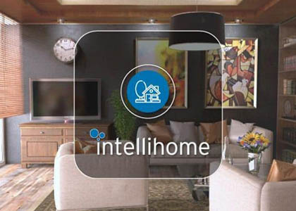 intellihome home security system