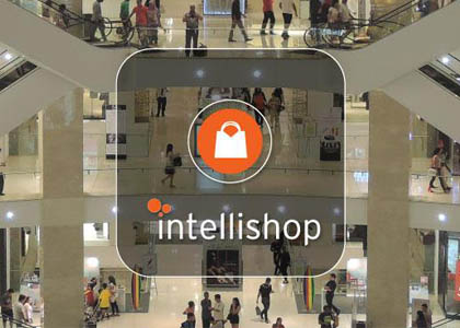 intellishop security system for retail
