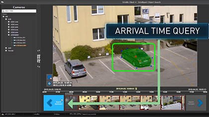 event-based search in cctv records