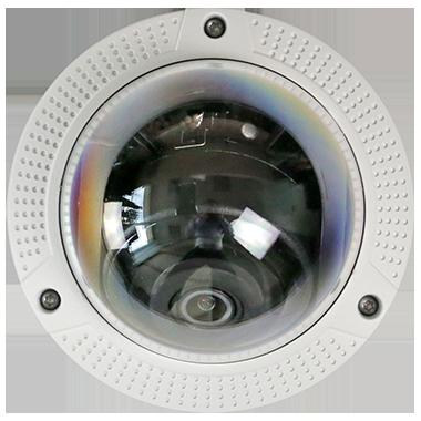 Intellio Initio Dome CCTV camera
