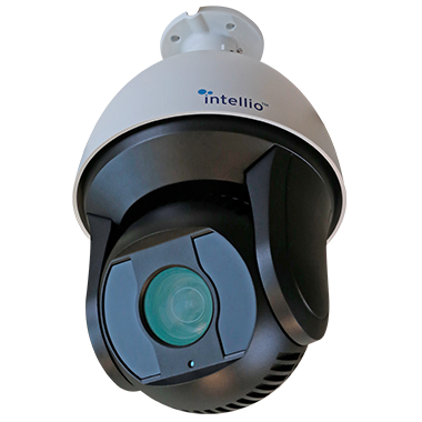 Intellio QuickView PTZ security surveillance camera