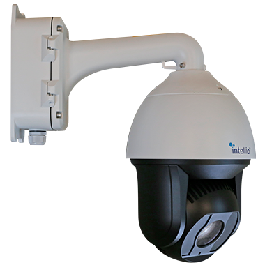 Intellio QuickView PTZ cctv camera