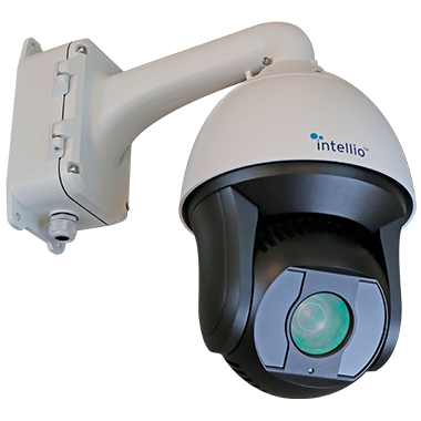 Intellio QuickView PTZ security camera