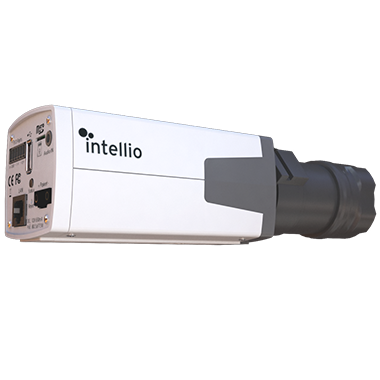 Intellio Visus Box 14MP cctv camera