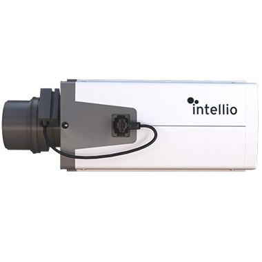 Intellio Visus Box 3MP CCTV camera