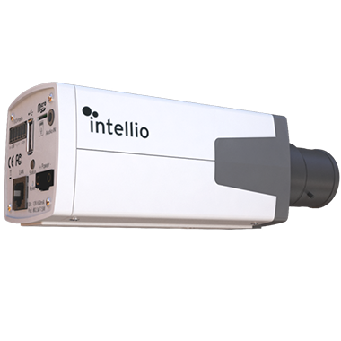 Intellio Visus Box 5MP cctv camera