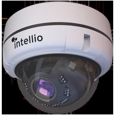 Intellio Visus Dome 3MP CCTV camera