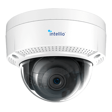 Intellio Initio Dome CCTV camera