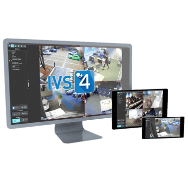 Intellio Video System IVS4 video analytics