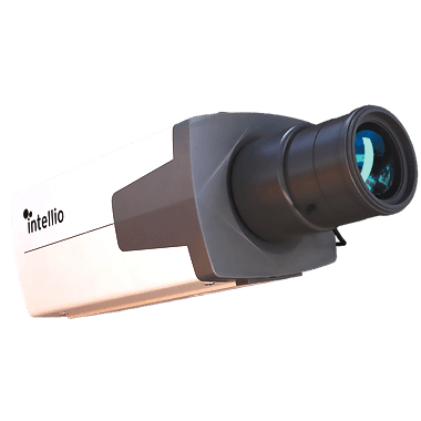 Intellio Visus Box 5MP CCTV camera