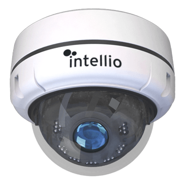 Intellio Visus Dome 3MP CCTV camera