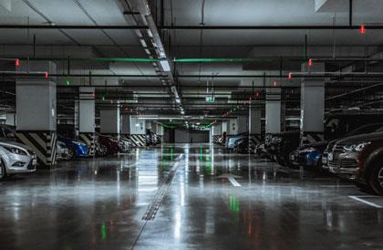 Parking-space-management