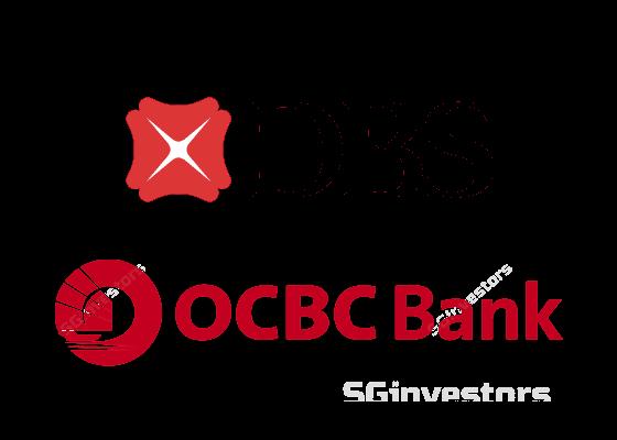 DBS Bank and OCBC Bank