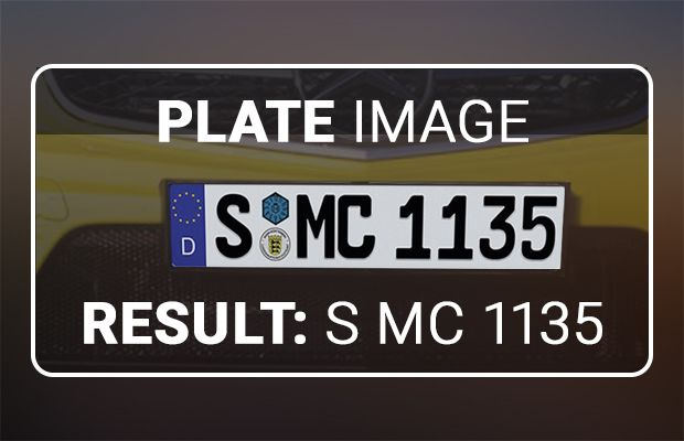 license-plate-recognition