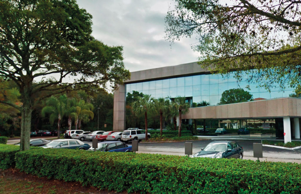 Adaptive Recognition office in the USA