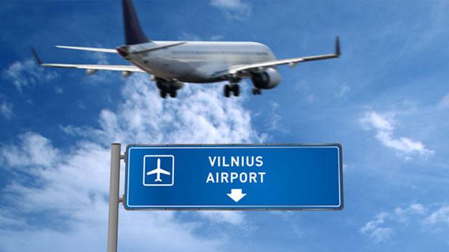 anpr parking management at vilnius airport