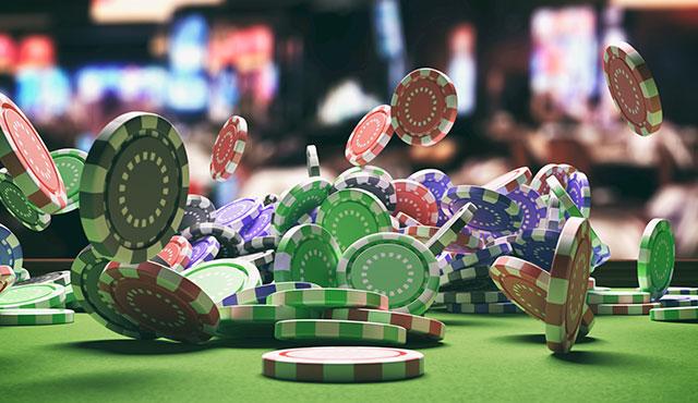 ID verification in casino