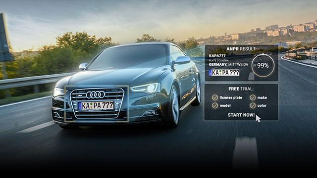 cloud-based vehicle identification service
