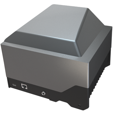 Osmond ID scanner rear view