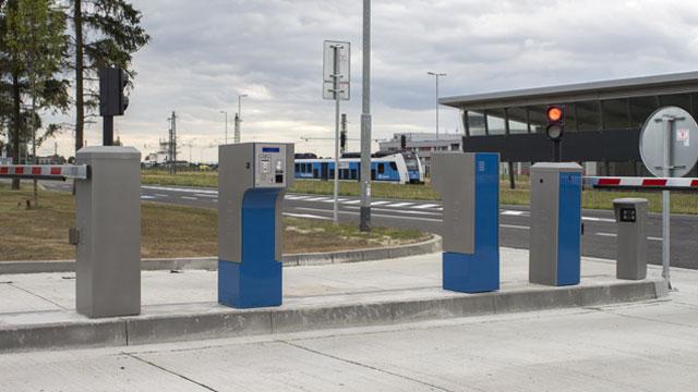 ANPR for parking system