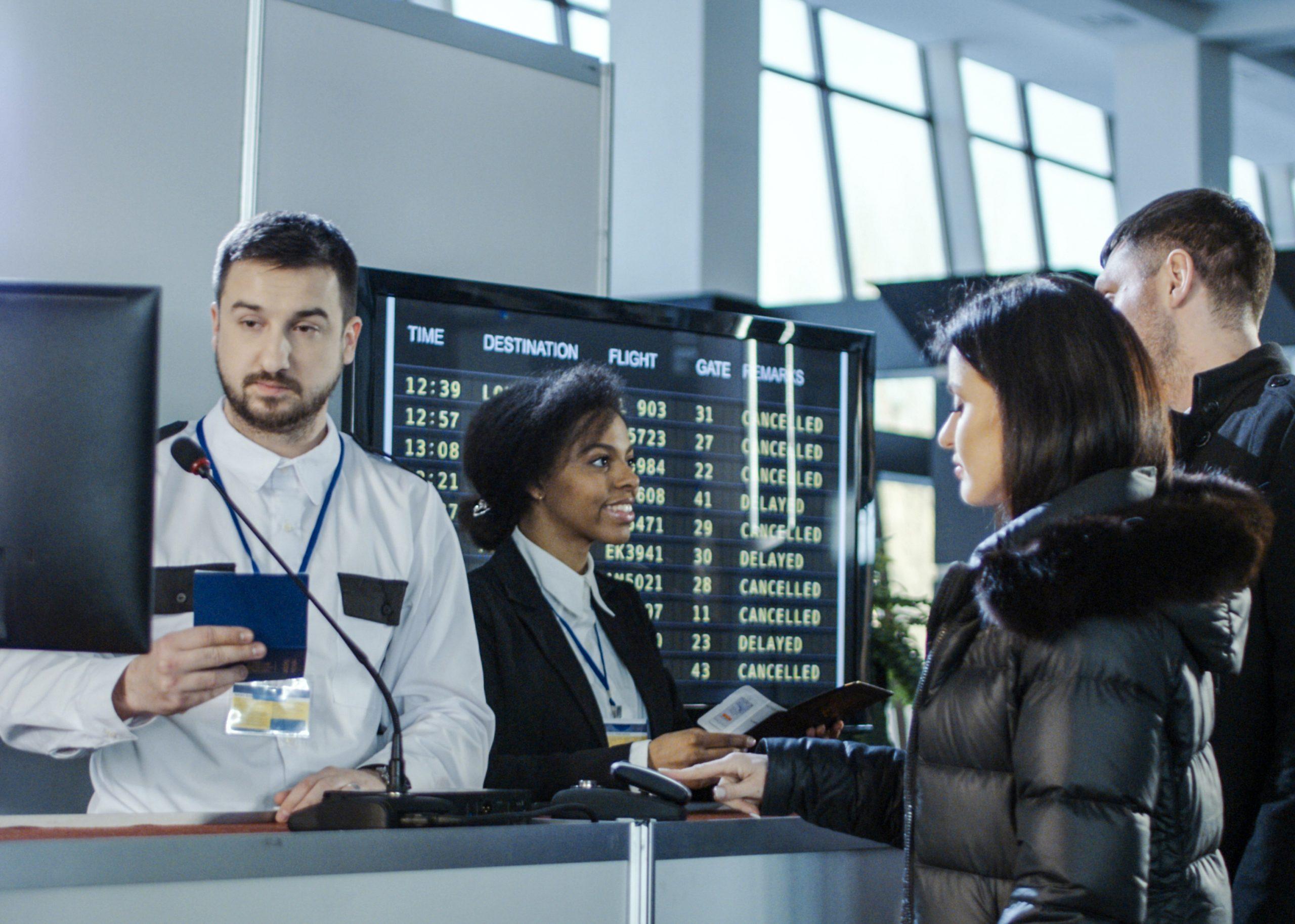Osmond Passport Reader & ID Scanner   Adaptive Recognition