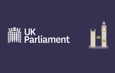 Logo of the UK Parliament