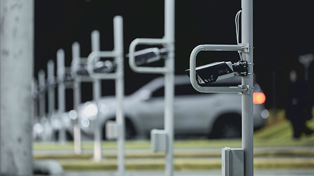 Parking Access Control Cameras at Argentine Airports Main Picture