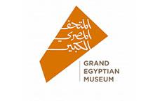 Grand Egyptian Museum logo