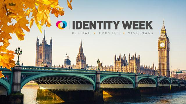 Identity Week 2021 London