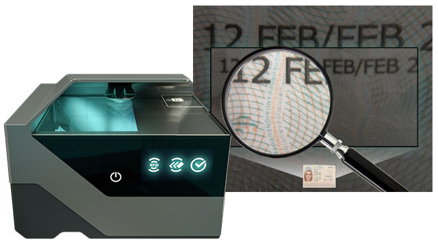 Osmond Smart ID Reader and Scanner Banner