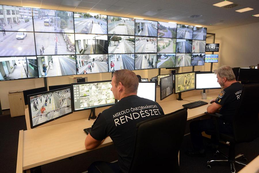 cctv surveillance system in miskolc