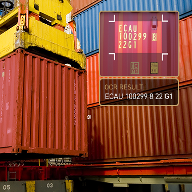ACCR Container Code Recognition