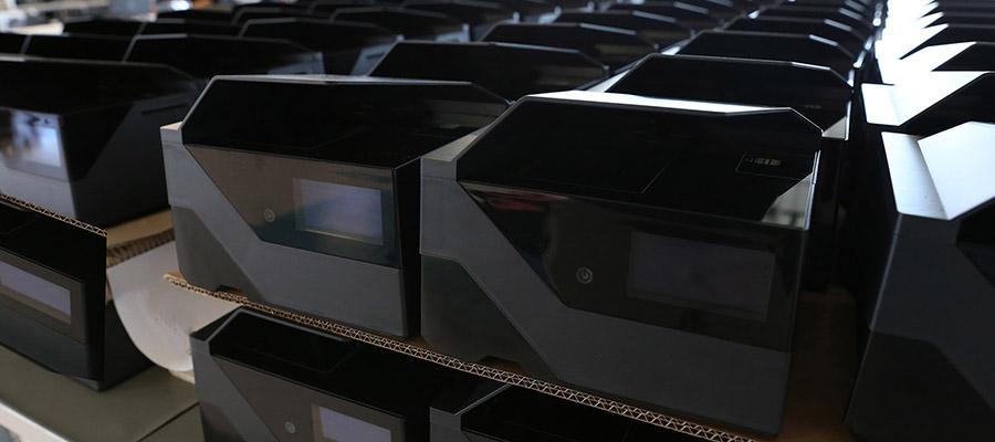 Osmond passport reader units