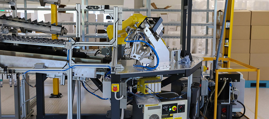 robotized production