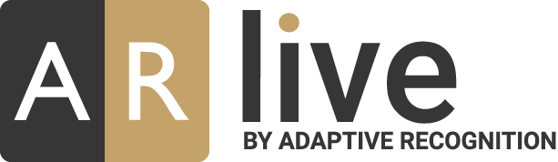 Adaptive Recognition Live