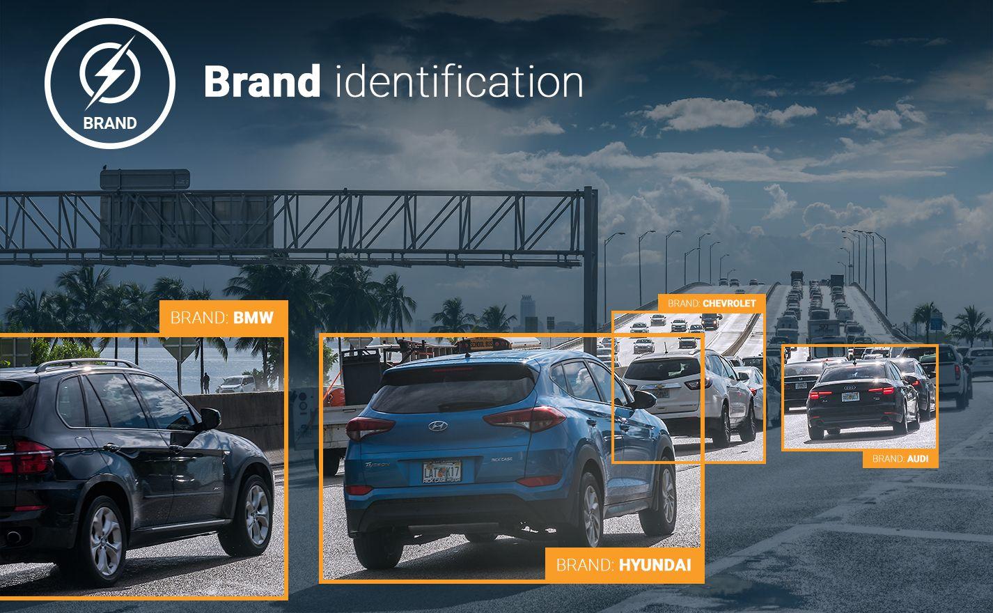 Brand/make identification