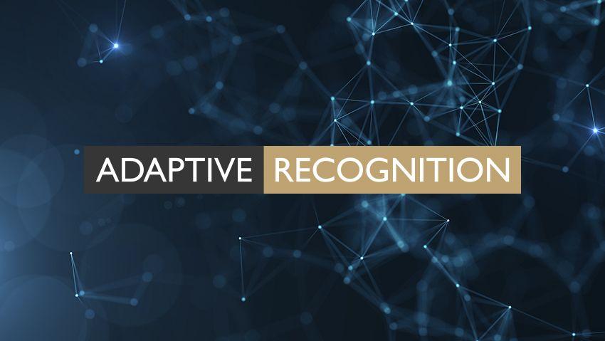 adaptive recognition ANPR technology