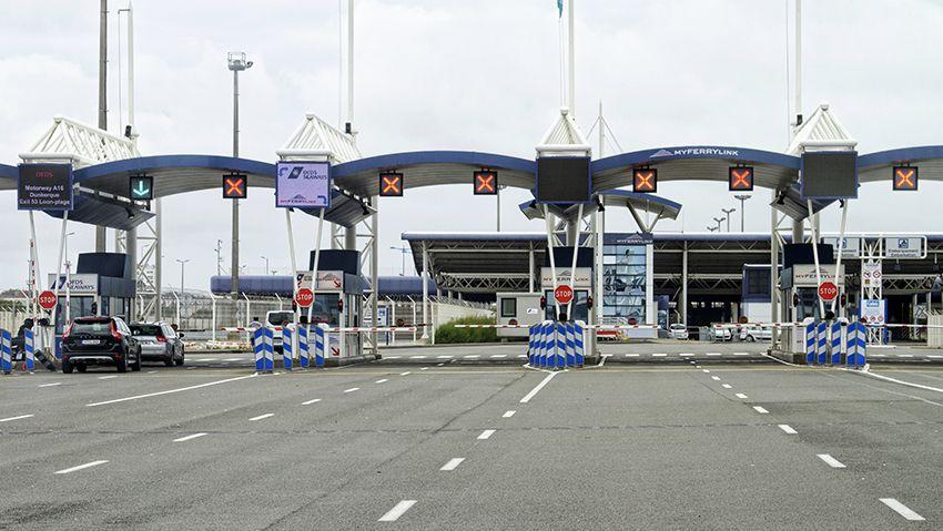border control anpr system