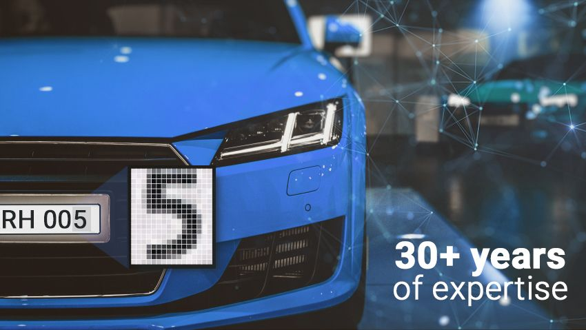 cloud ANPR with 30 years know-how