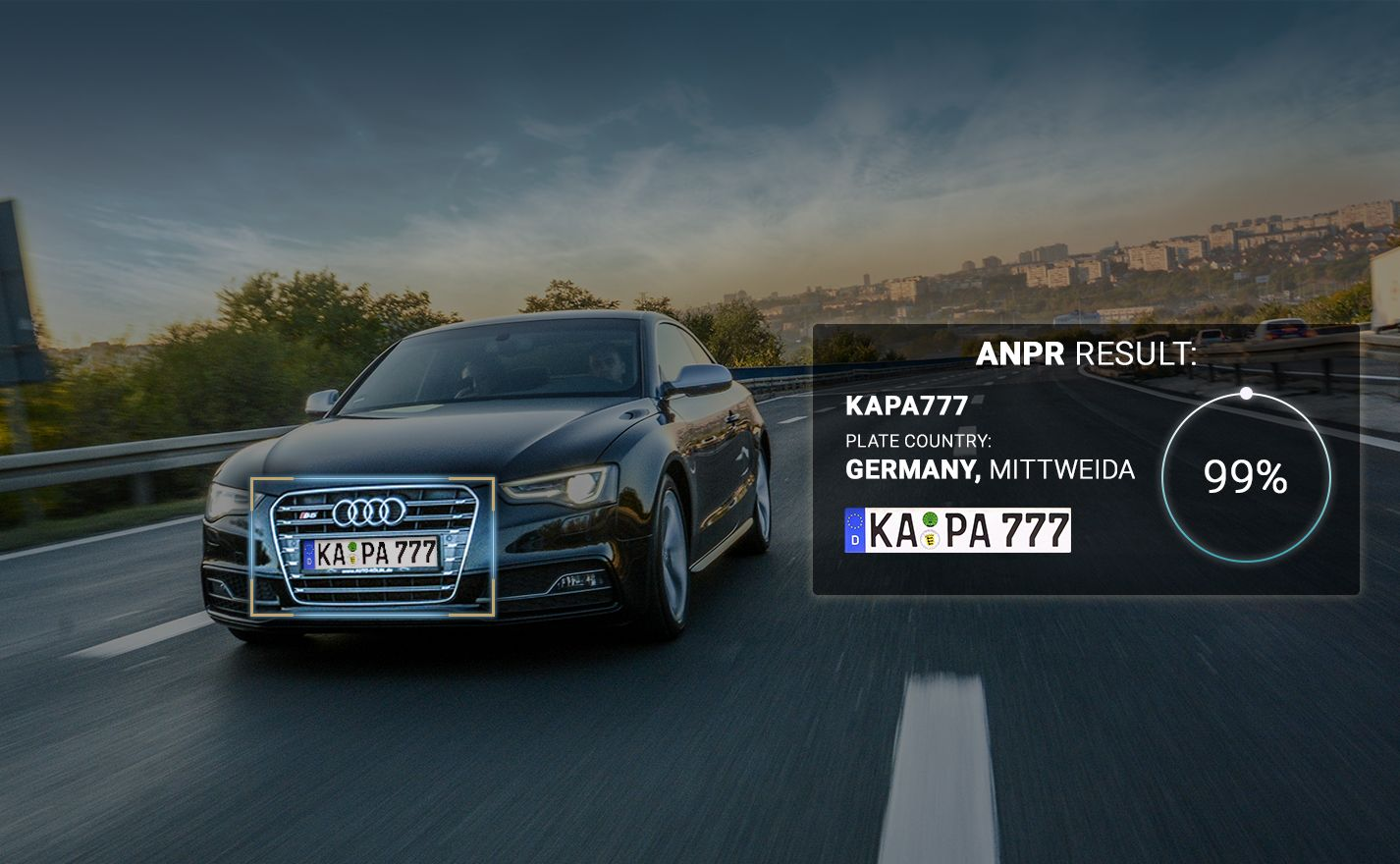 how to select ANPR software